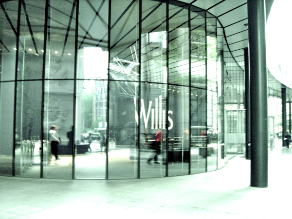 Willis builiding - Solvency II Wire